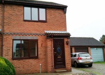 Thumbnail 2 bed semi-detached house to rent in Jevans Court, Eastgate South, Driffield