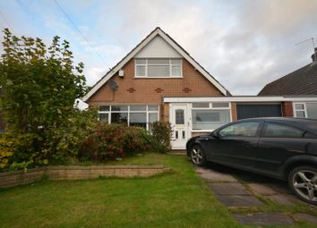 Thumbnail 3 bed detached house for sale in Earls Road, Shavington, Crewe