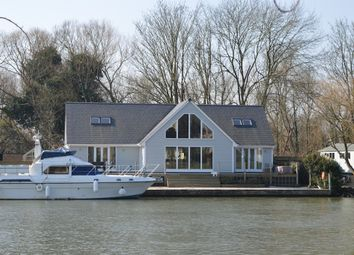 Thumbnail 3 bed detached house to rent in Riverside, Staines-Upon-Thames