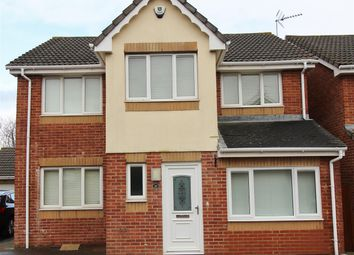 Thumbnail 4 bed detached house to rent in Bampton Close, Emersons Green, Bristol
