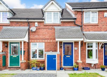 Thumbnail 2 bedroom terraced house for sale in Logfield Drive, Garston, Liverpool
