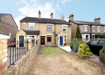Thumbnail 2 bed terraced house for sale in Fairfield Road, Biggleswade