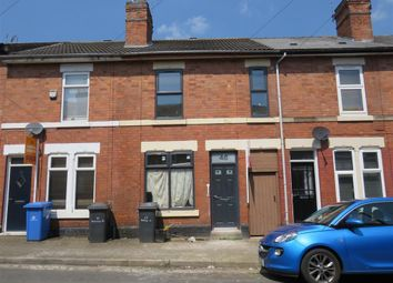 Thumbnail 3 bed terraced house to rent in Riddings Street, Derby