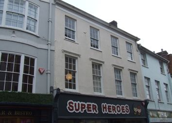 Thumbnail 2 bed flat to rent in Boutport Street, Barnstaple