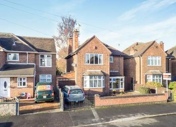 Thumbnail 3 bed detached house for sale in Aylestone Drive, Aspley, Nottingham, Nottinghamshire