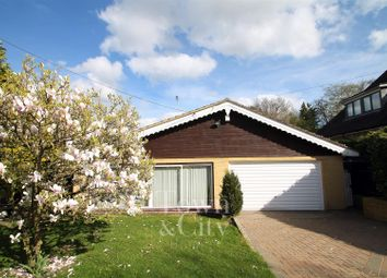 Thumbnail 3 bedroom detached bungalow for sale in Woodland Close, New Barn, Longfield