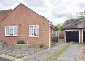 Thumbnail 2 bed bungalow for sale in Rivington Drive, Loughborough