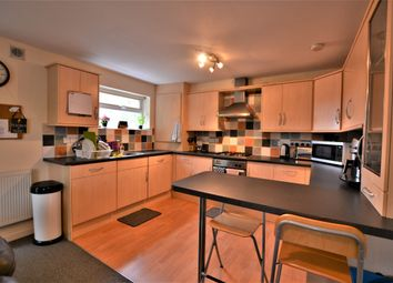 Thumbnail 2 bed flat for sale in Lime Walk, Littleover, Derby