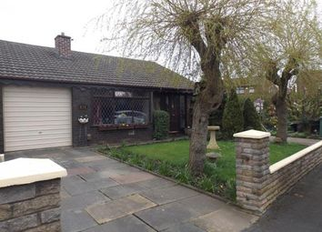 Thumbnail 3 bed bungalow for sale in Osborne Road, Lowton, Warrington, Greater Manchester