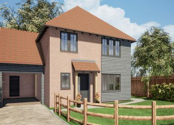 Appleby House, One Elvington Lane, Hawkinge CT18. 3 bed detached house for sale