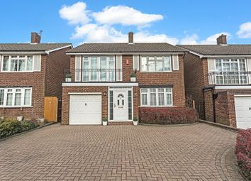 Thumbnail 4 bed property for sale in Old Farleigh Road, Selsdon, South Croydon