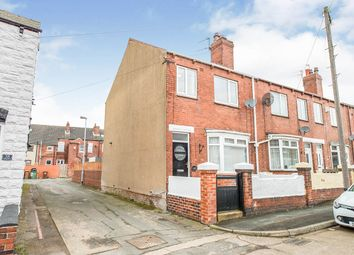 3 bed end terrace house for sale in Garden Street, Castleford, West Yorkshire WF10
