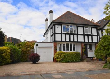Thumbnail 3 bedroom detached house for sale in Leasway, Westcliff-On-Sea, Essex