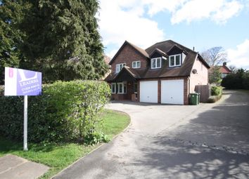 Thumbnail 5 bed detached house to rent in Malthouse Lane, Kenilworth