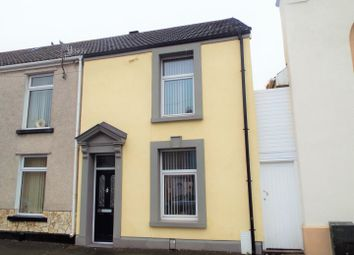 Thumbnail 2 bedroom end terrace house for sale in 22 Spring Terrace, Sandfields, Swansea
