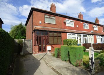 Thumbnail 2 bedroom terraced house for sale in Handforth Road, Stockport
