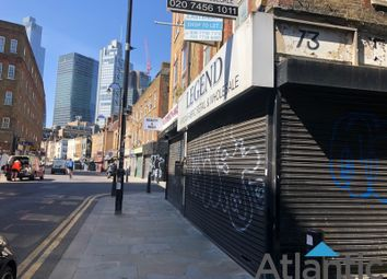 3 bed maisonette to rent in Wentworth Street, Aldgate E1