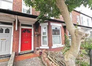 Thumbnail 2 bed terraced house to rent in Whalley Avenue, Manchester