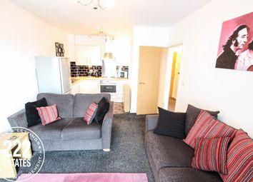 Thumbnail 1 bedroom flat to rent in Greenings Court, Warrington