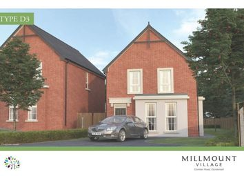 Thumbnail 3 bedroom detached house for sale in Millmount Village Square, Comber Road, Dundonald