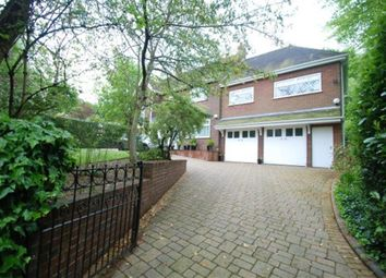 Thumbnail 5 bed detached house for sale in Ashes Lane, Stalybridge, Cheshire