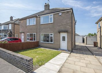 Thumbnail 2 bed semi-detached house for sale in Lulworth Drive, Crossgates, Leeds