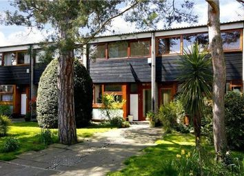 Thumbnail 3 bed terraced house to rent in Tibbets Close, Wimbledon