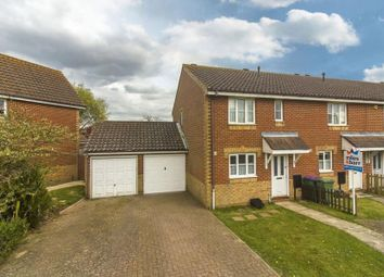 Thumbnail 3 bed semi-detached house to rent in Kettle Drive, Hawkinge, Folkestone