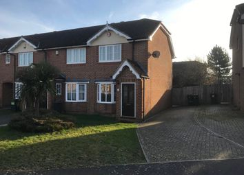 Thumbnail 2 bed end terrace house for sale in 36 Manor House Drive, Kingsnorth, Ashford, Kent