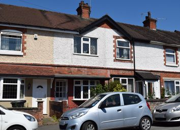 Thumbnail 2 bedroom terraced house for sale in Hatrell Street, Newcastle-Under-Lyme