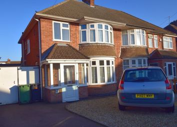 3 bed semi-detached house for sale in Hawthorn Avenue, Birstall, Leicester LE4
