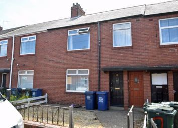 Thumbnail 2 bed flat to rent in Chatsworth Gardens, St. Anthonys, Newcastle Upon Tyne