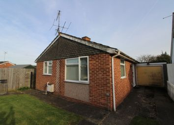 Thumbnail 2 bed bungalow for sale in Naseby Close, Newport Pagnell