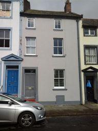 Thumbnail 3 bed terraced house for sale in Duke Street, Whitehaven, Cumbria