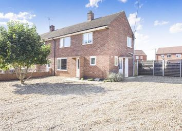 Thumbnail 3 bed end terrace house for sale in Denver, Downham Market, Norfolk