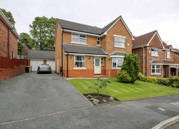 Thumbnail 4 bed detached house for sale in Conningsby Close, Bromley Cross, Bolton