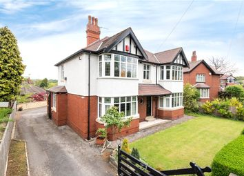 Thumbnail 4 bedroom detached house for sale in Heaton Road, Batley