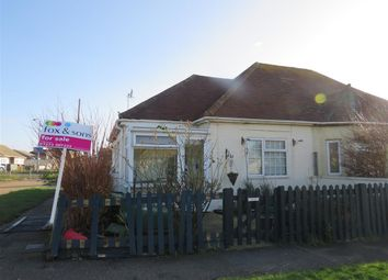 Edith Avenue, Peacehaven BN10. 1 bed semi-detached bungalow