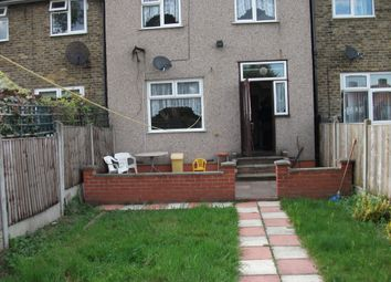 Thumbnail 3 bed terraced house to rent in Langhorne Road, Dagenham