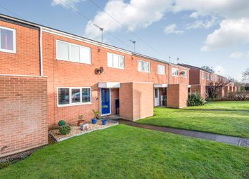 Thumbnail 3 bed terraced house for sale in Silverdale Close, Retford