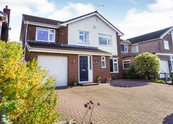 Thumbnail 4 bed detached house for sale in Crossfields, Chester