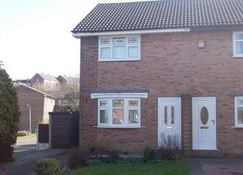 Thumbnail 2 bed semi-detached house to rent in Peterdale Road, Chesterfield