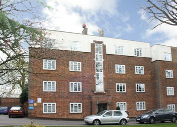 Thumbnail 2 bed flat for sale in Manor Court, High Street, Southgate