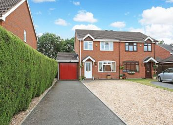 Thumbnail 3 bedroom semi-detached house for sale in 53 Crowdale Road, Shawbirch, Telford