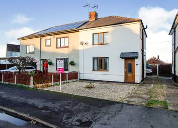Thumbnail Semi-detached house for sale in Wilkinson Avenue, Moorends, Doncaster
