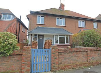 3 bed semi-detached house for sale in Eastwood Road, Bexhill On Sea, East Sussex TN39