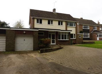Thumbnail 4 bedroom property to rent in Woodlands Close, Teston, Maidstone