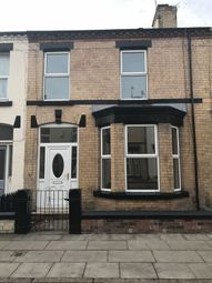 Thumbnail 3 bedroom terraced house to rent in Nicander Road, Mossley Hill, Liverpool