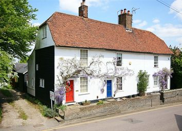 Thumbnail 3 bed cottage for sale in Station Road, Sawbridgeworth, Hertfordshire