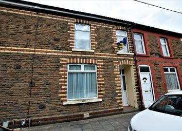 Thumbnail 4 bed terraced house for sale in Meadow Street, Treforest, Pontypridd